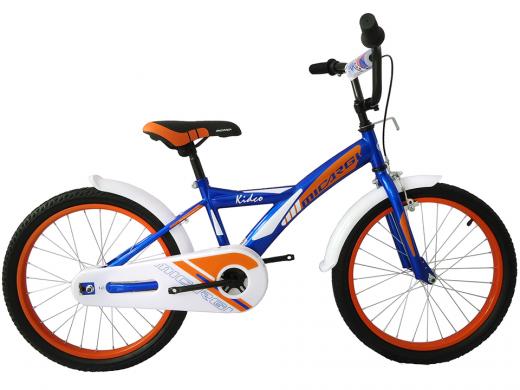 "20″ Kidco Boys Bike Blue ""Micargi Bicycles"""