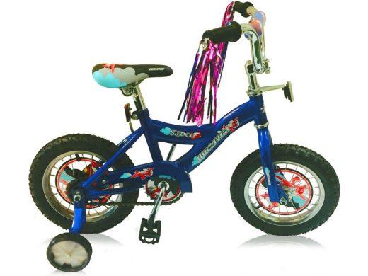 "16″ Kiddy Boys Bike Blue ""Micargi Bicycles"""