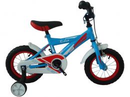 "12"" Kidco Boys Bike Sky Blue ""Micargi Bicycles"""