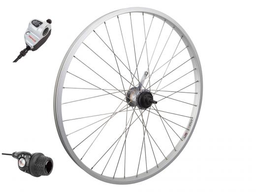 3 Speed Rear Wheel Silver - Shimano SG-3C41