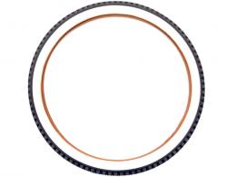 Beach Cruiser Tire White Wall 26x2.125 Tread Pattern