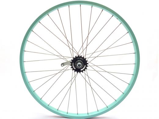 "26"" Sea Glass Beach Cruiser Wheel Set ""San Diego Bicycle Co"""