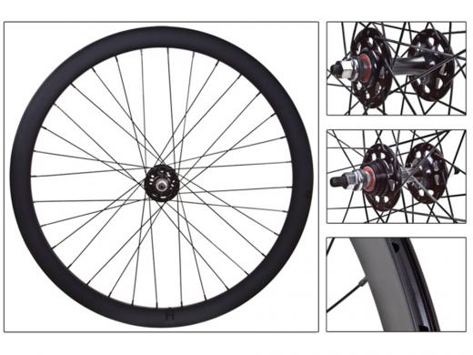 H Plus Son Formation 700c Fixie Track Wheelset