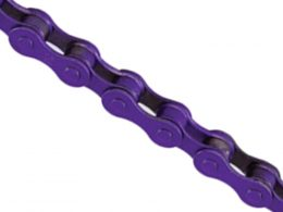 KMC Z410 Purple Chain