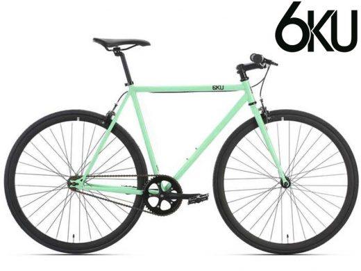 6ku Milan 1 Fixed Gear Single Speed Fixie