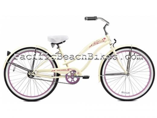 Vanilla Womens Rover GX Beach Cruiser Micargi Bicycles