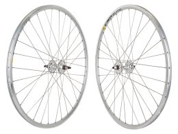 Mavic CXP Elite Track Wheelset Silver