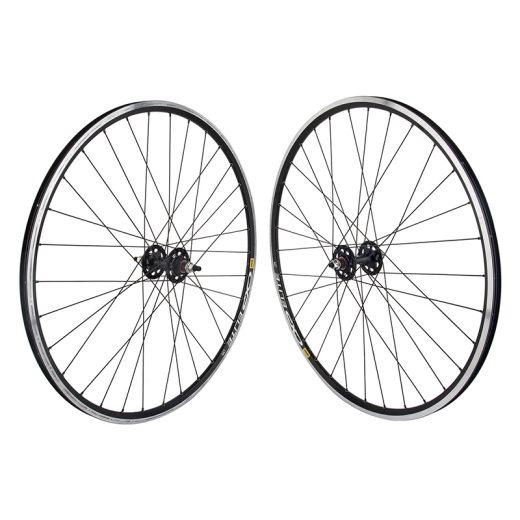 Mavic CXP Elite Track Wheelset Black