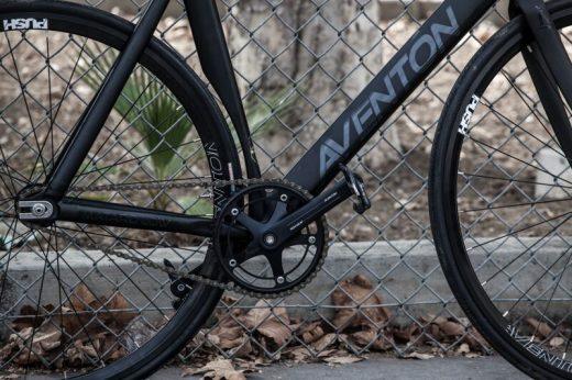Aventon Push Track 700c Wheel Set