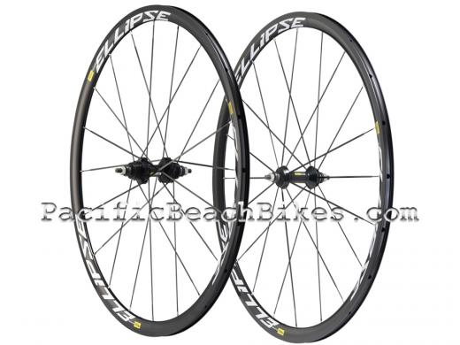 Mavic Elipse Track Wheel Set 700c Clincher