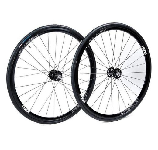 Aventon Push Track Wheelset