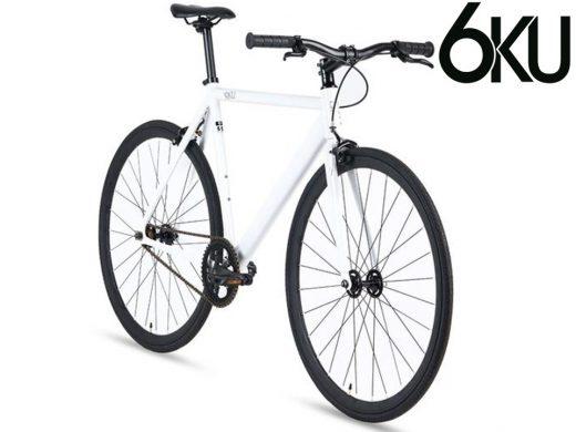 6KU Urban Track White