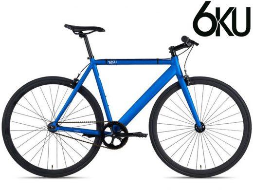 6KU Urban Track Matte Blue