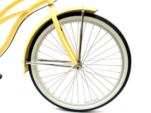 "Ladies Garnet 3 Speed Vanilla ""San Diego Bicycle Co."""