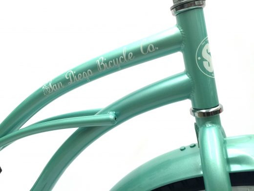 "Women's Garnet - Sea Glass ""San Diego Bicycle Co."""