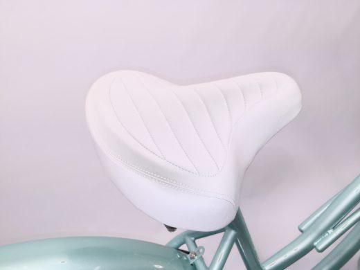 White Saddle San Diego Bicycle Co