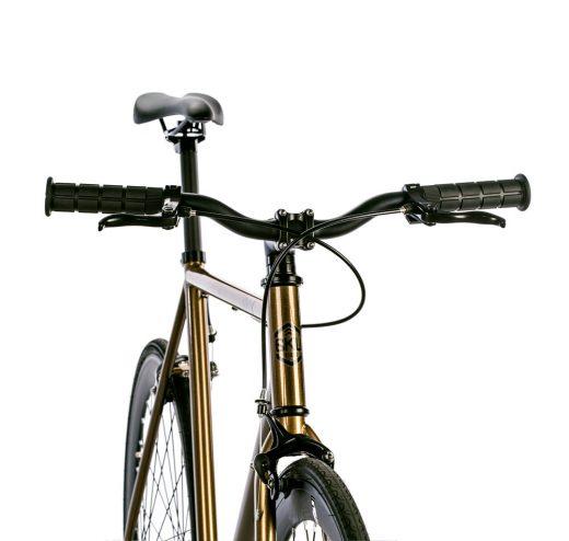 Dallas 6KU Bikes fixie fixed gear single speed
