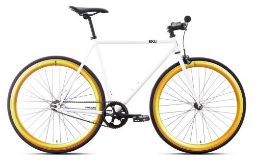 Evian 6KU Bikes fixie fixed gear single speed