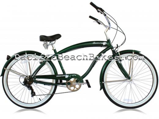 micargi-rover-matte-green-7-speed-beach-cruiser