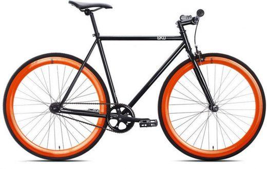 Shelby 6KU Bikes fixie fixed gear single speed