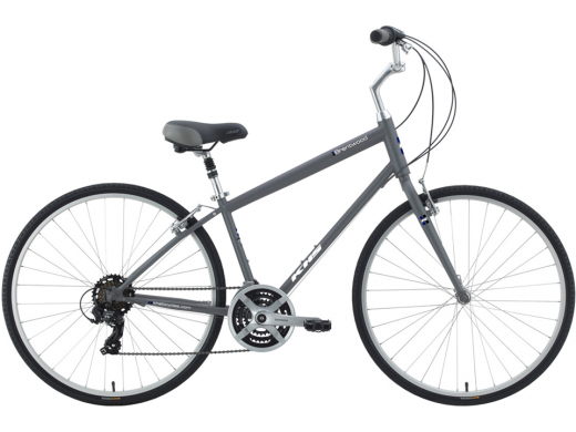 2021 KHS Brentwood Hybrid Bicycle Mens