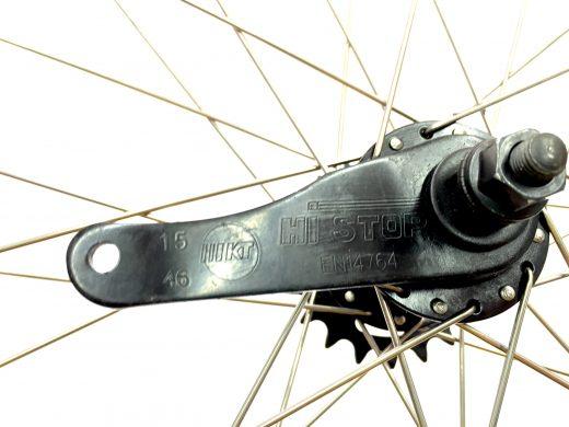 "26"" Beach Cruiser Wheel Set ""San Diego Bicycle Co"""