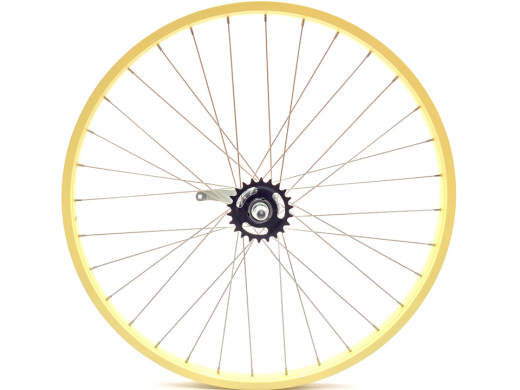 "26"" Vanilla Beach Cruiser Wheel Set ""San Diego Bicycle Co"""