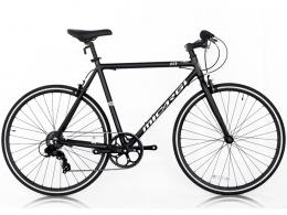 Micargi Rd 7 Urban Bike Matte Black