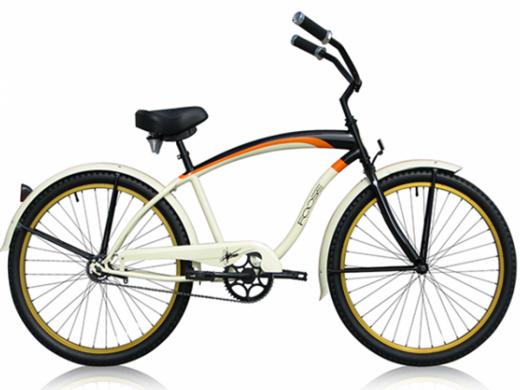 Chip Foose Hot Rod Beach Cruiser Micargi Bicycles