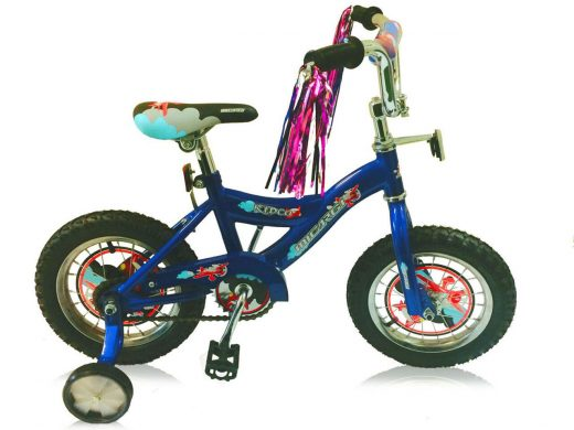 "12"" Kidco Boys Bike 1.0 Blue ""Micargi Bicycles"""