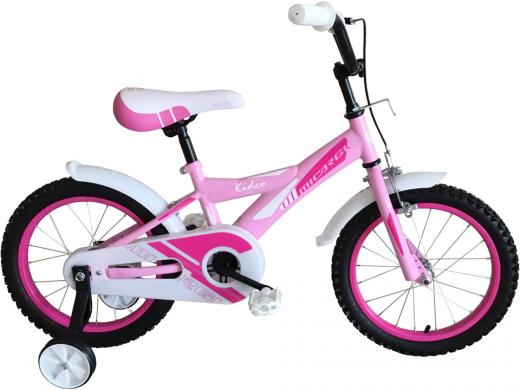 """16″ Kidco Girls Bike Pink """"Micargi Bicycles"""""""