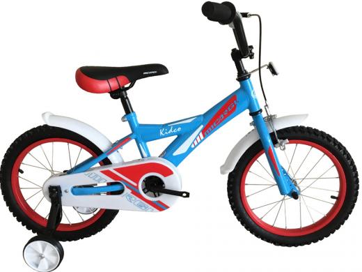 "16″ Kidco Boys Bike Sky Blue ""Micargi Bicycles"""
