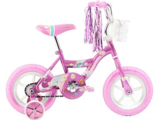 """12"""" MBR Girls Bike Pink """"Micargi Bicycles"""""""