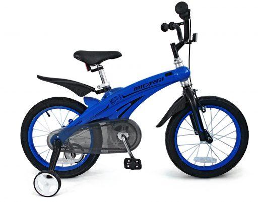 "Moto X Blue ""Micargi Bicycles"""
