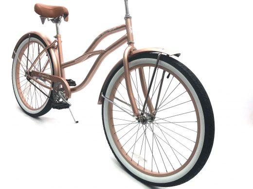 "Ladies Garnet - Rose Gold ""San Diego Bicycle Co."""