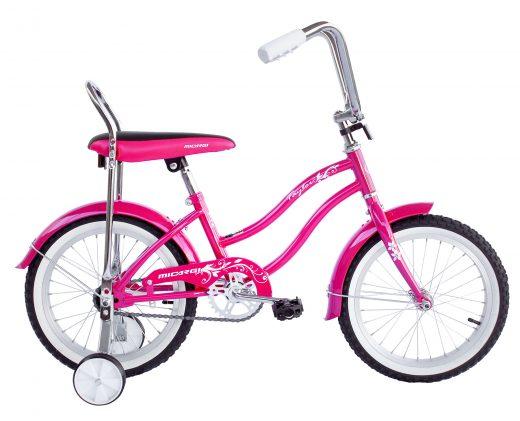 "16″ Taylor Pink ""Micargi Bicycles"""