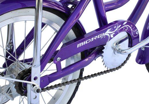 "16″ Taylor Purple ""Micargi Bicycles"""