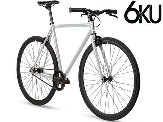 Concrete 6ku fixed gear single speed fixie bike