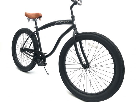 Fat Tire 3.0 Comes With All Black Tire Only