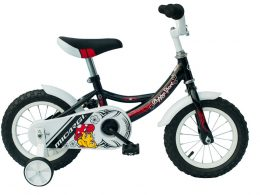 "Poppy Sport 12"" Black Kids Bicycle"
