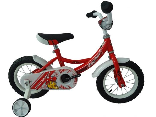 "Poppy Sport 12"" Red Kids Bicycle"
