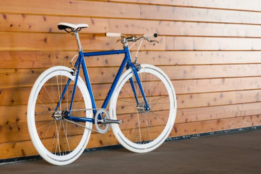 """Blue Jay - Core-Line Matte Black """"State Bicycle Co."""""""