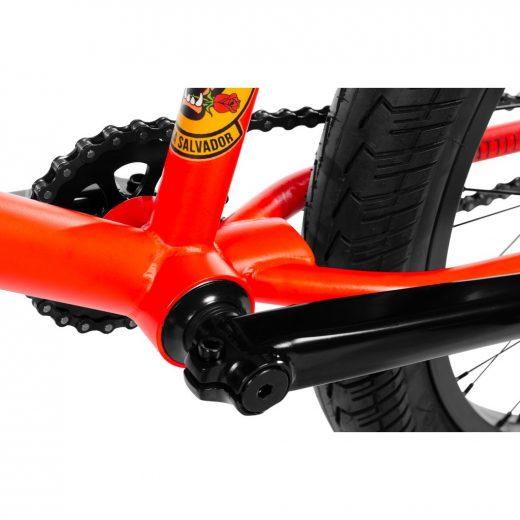 SUBROSA 2019 Salvador Cassette Fury Red