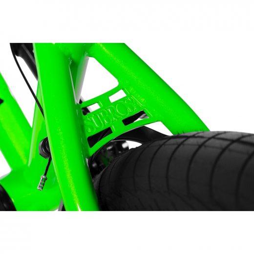 Subrosa 2019 Malum Park Complete BMX Bike Slime Green
