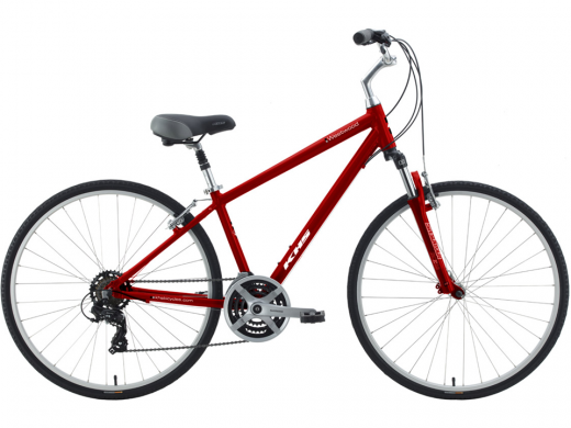 2021 Chrome Red Westwood KHS Bicycles