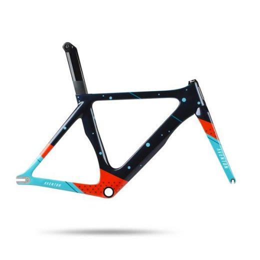 Aventon Ultro Carbon Track Frame Set