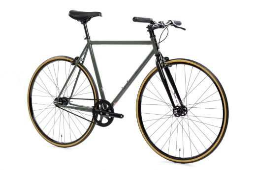 """Army Green - 4130 Core-Line """"State Bicycle Co."""""""