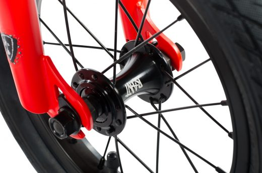 Subrosa 2018 Altus Balance Fury Red