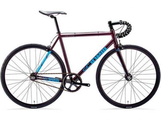 Cinelli Tipo Pista Complete Track Bike Purple