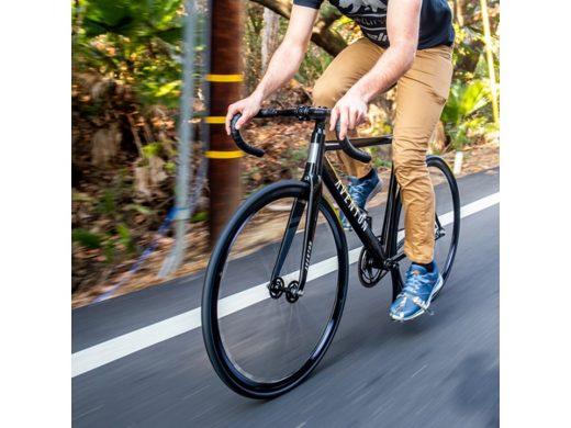 Aventon Cordoba Complete Bike 2020 Cool Smoke - Matte Black